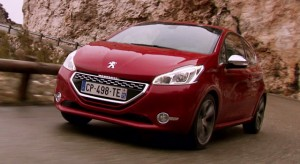 Vidéo officielle Peugeot 208 GTi - 2013