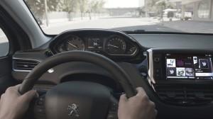 Intérieur Peugeot 208 - Vidéo Officielle
