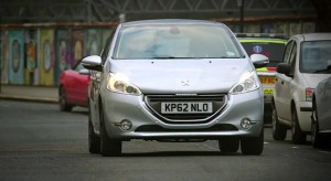 Peugeot 208 Intuitive (UK) - Park Assist