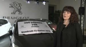 Vidéo : Peugeot a produit sa 300.000 ème Peugeot 208 à Poissy