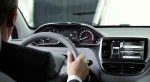 Christophe Clochard - Présentation intérieure Peugeot 208