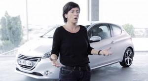 Florence Nathan - Présentation Peugeot 208