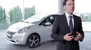 Laurent Blanchet - Présentation Peugeot 208