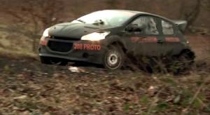 Tests Peugeot 208 Proto par Dytko Sport sur terre