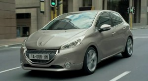 "Publicité Peugeot 208 ""I am your body"" v2 (60s) - 2012"