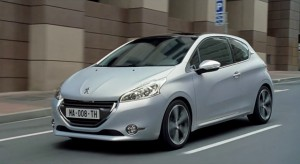 "Publicité Peugeot 208 ""I am your body"" (60s) - 2012"