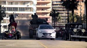 Publicité Peugeot 208 Brésil - Les Fous du Volant (90s) - 2013