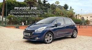 Publicité Peugeot 208 - Sensations approuvées par Novak Djokovic (60s) - 2014
