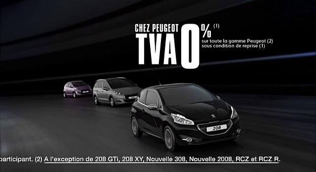 pub peugeot 208 publicit peugeot 208 gti guitare 30s 2013 vid os f line 208 pub decrypt 39. Black Bedroom Furniture Sets. Home Design Ideas