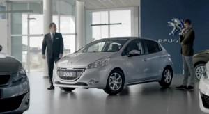 Publicité Peugeot 208 - Suréquipée - TVA 0% (30s) - 2014