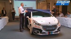 Lancement Peugeot Sport 208 R2