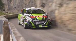 Vidéo Peugeot 208 Rally Cup 2013 - Rallye d'Antibes (6/7)