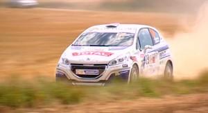 Vidéo Peugeot 208 Rally Cup 2013 - Rallye Terre de l'Auxerrois (4/7)