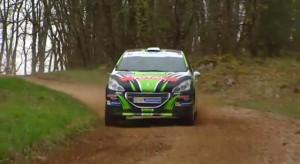 Vidéo : Peugeot 208 Rally Cup 2013 - Rallye Terre des Causses (1/7)