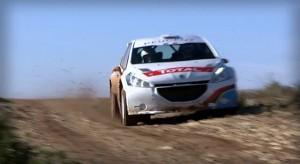 La Peugeot 208 T16 poursuit sa campagne d'essais