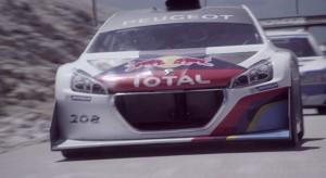 Vidéo : Tests de la Peugeot 208 T16 Pikes Peak 2013 sur le Mont Ventoux