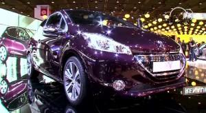 Vidéo : La Peugeot 208 XY au Mondial de Paris 2012