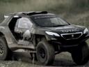 Peugeot 2008 DKR - Premiers essais