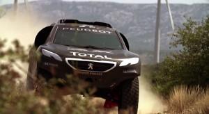 Essais Peugeot 2008 DKR