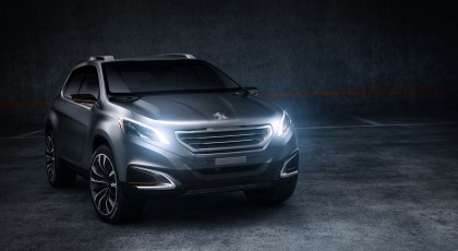 Photos Peugeot Urban Crossover Concept