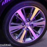 "Jante aluminium Mercure 17"" Peugeot 208 XY 1.6 THP 155 Purple Night - Mondial de Paris 2012 - 8-008"
