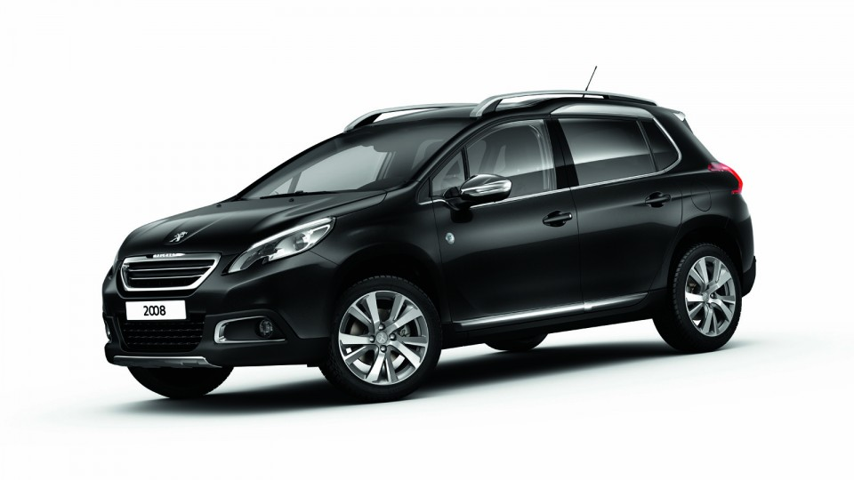 Photo 3 4 Avant Peugeot 2008 Crossway France 2014