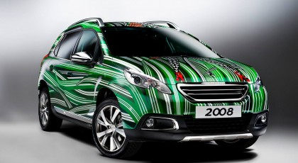 Photos Peugeot 2008 Protiv Mina