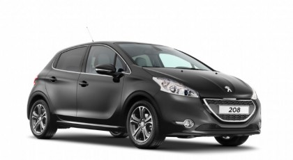 Photos Peugeot 208 Griffe