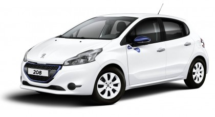 Photos Peugeot 208 Like