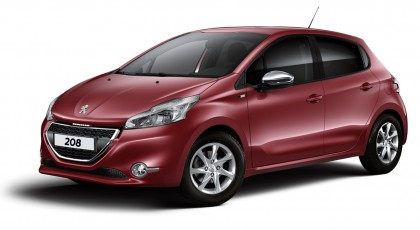 Photos Peugeot 208 Style