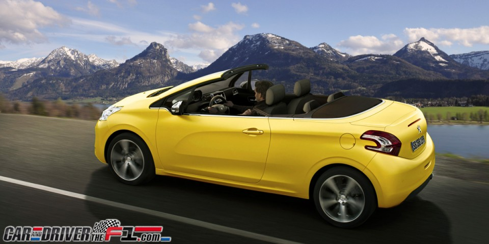 peugeot 208 cc jaune 07 photos peugeot 208 2008 f line 208. Black Bedroom Furniture Sets. Home Design Ideas