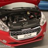 Capot Ouvert Peugeot 208 GTi - 033