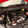 Compartiment moteur Peugeot 208 GTi - 034