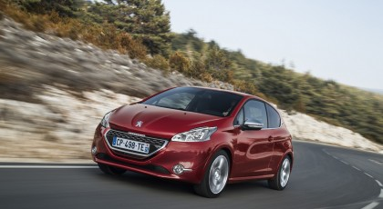 Photos Peugeot 208 GTi (RC)