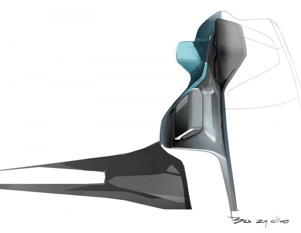 tableau de bord design sketch peugeot 208 037 photos peugeot 208 2008 f line 208. Black Bedroom Furniture Sets. Home Design Ideas
