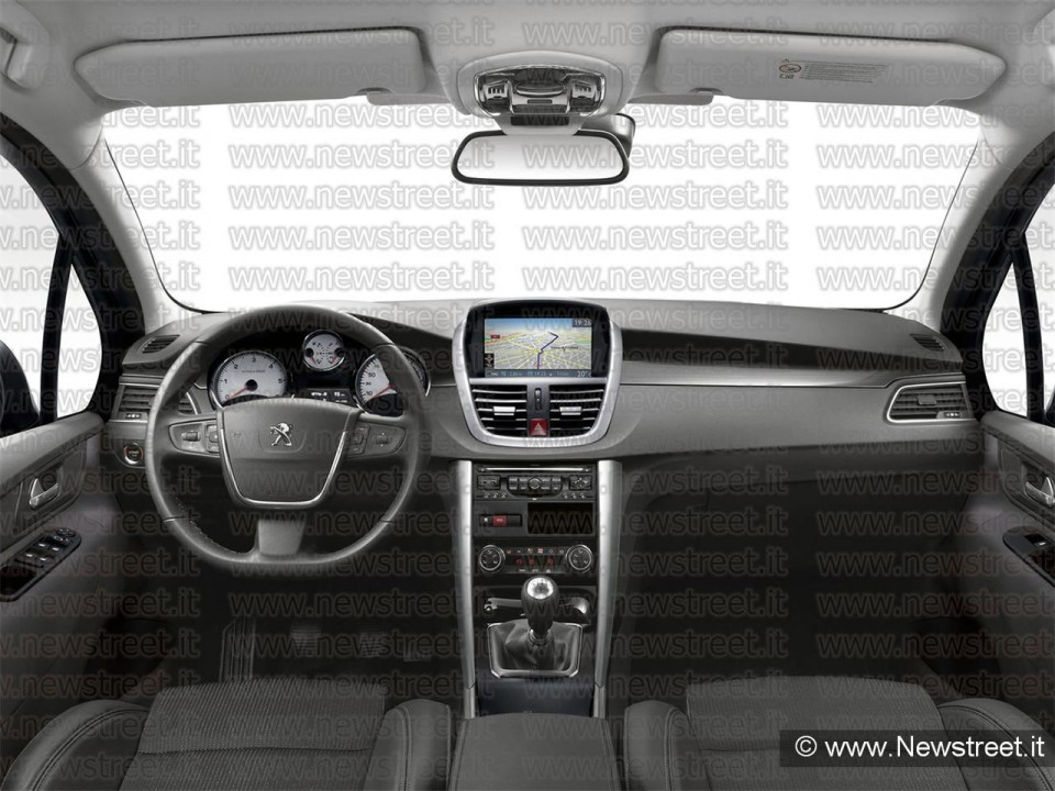 Photo montage int rieur peugeot 208 photos peugeot 208 for Interieur peugeot 208