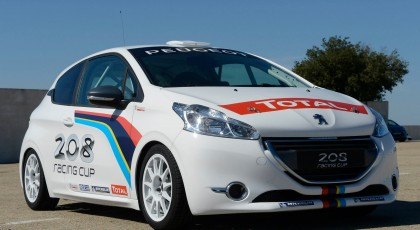 Photos Peugeot 208 Racing Cup