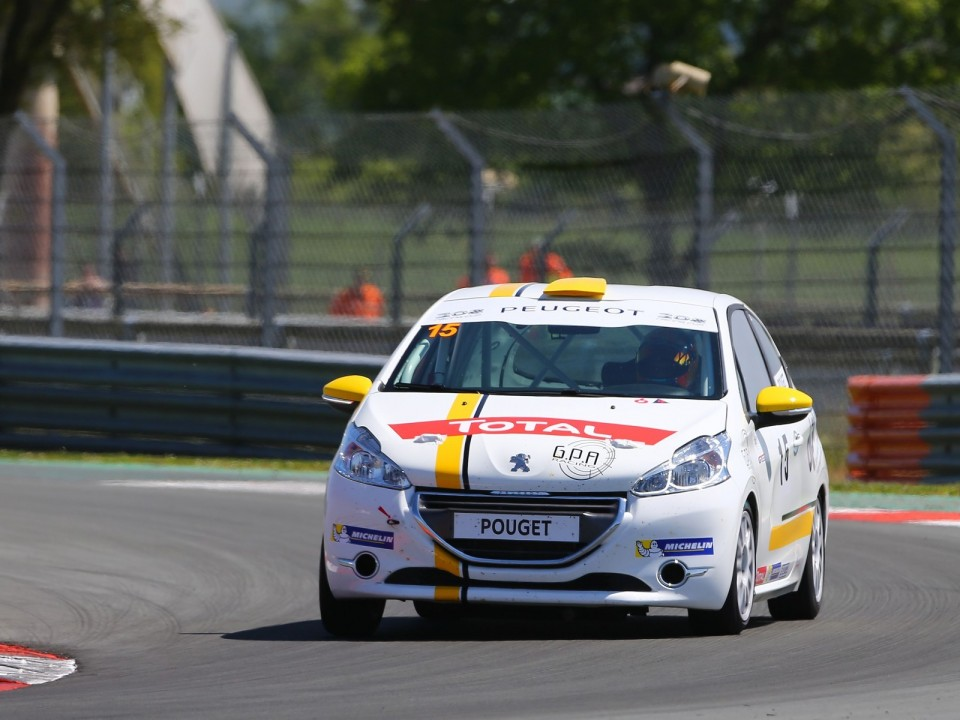 Rencontres peugeot sport magny cours 2015