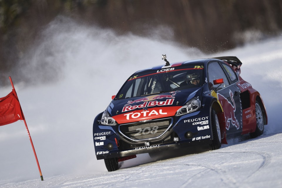 sebastien loeb photos peugeot 208 2008 f line 208. Black Bedroom Furniture Sets. Home Design Ideas