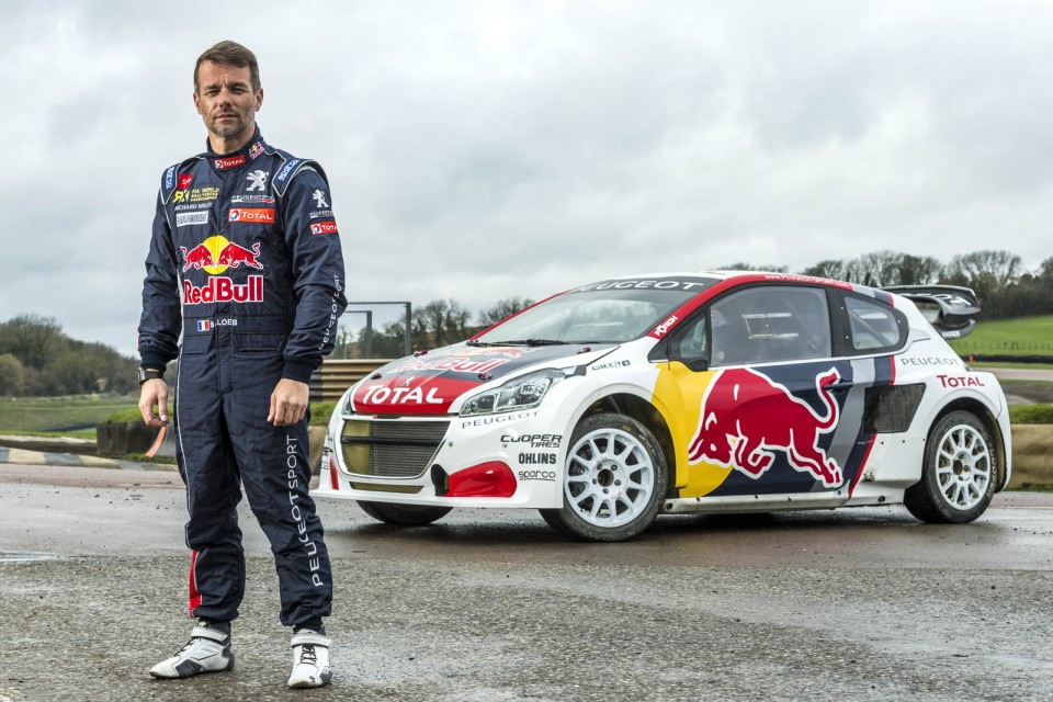 portrait sebastien loeb peugeot 208 wrx rallycross 2017 photos peugeot 208 2008 f line 208. Black Bedroom Furniture Sets. Home Design Ideas