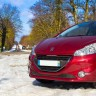 Peugeot 208 Rouge Erythre